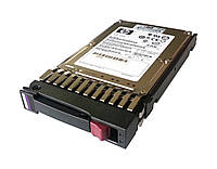 "493083-001 Жесткий диск HP 300GB SAS 10K 3G DP 2.5"", фото 1"
