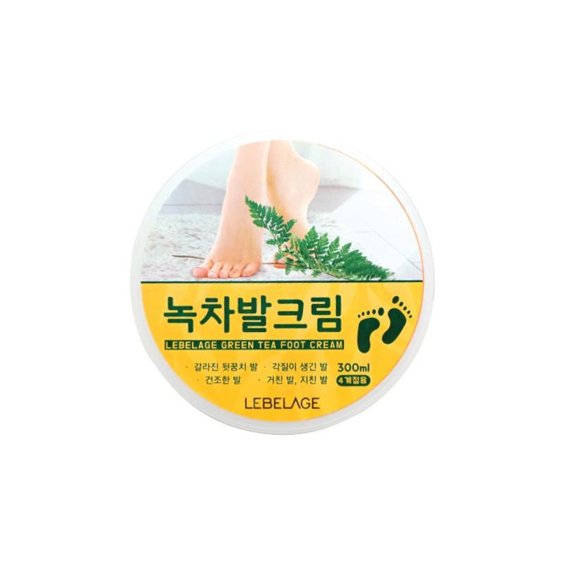 Крем для ног Lebelage Green Tea Foot Cream (LEBELAGE078)