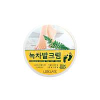 Для ног Lebelage Green Tea Foot Cream