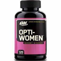 Витамины для женщин Opti-Women (120 капс.) Optimum Nutrition