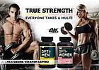 Витамины для мужчин Opti-Мen (90 таб.) Optimum Nutrition, фото 2