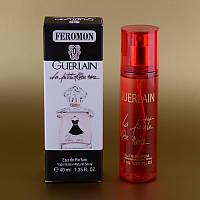 Женская парфюмированная вода с феромонами Guerlain La Petite Robe Noire 40 ml (в красном тубусе) ASL