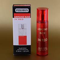 Женская туалетная вода с феромонами Armand Basi in Red White 40 ml (в красном тубусе) (реплика)