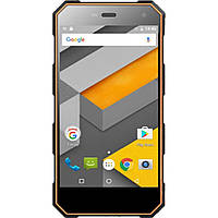 Мобильный телефон Sigma X-treme PQ24 Dual Sim Black-Orange (4827798875629)