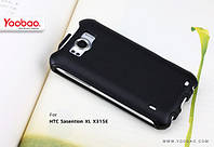 Чехол Yoobao Lively case for HTC Sensation XL X315e black