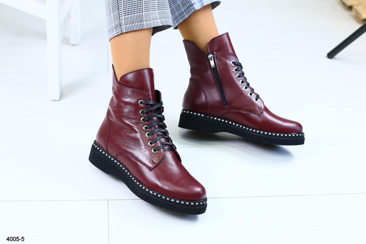 fad9c99c Ботинки женские демисезонные из натуральной кожи: продажа, цена в ...