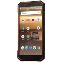Мобильный телефон Sigma X-treme PQ53 Black-Orange (4827798636725)