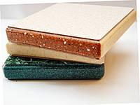 Столешницы пластик с каменным обкладом