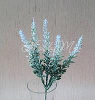Лаванды искусственная белая (пучок), фото 1