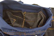 Лосины на меху под джинс, фото 2
