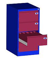 Металлический шкаф картотечный Szk 117