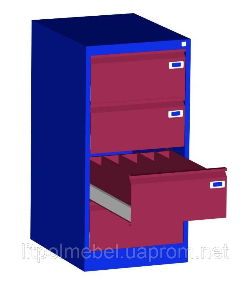 Металлический шкаф картотечный Szk 117 - ООО «Литпол-Украина» в Харькове
