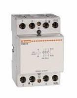Контактор модульный CN4010, 40A, 5.5 кВт, 4NO
