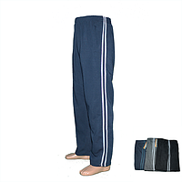 Мужские спортивные трикотажные брюки 7012s норма. Оптовая продажа со склада на 7км.