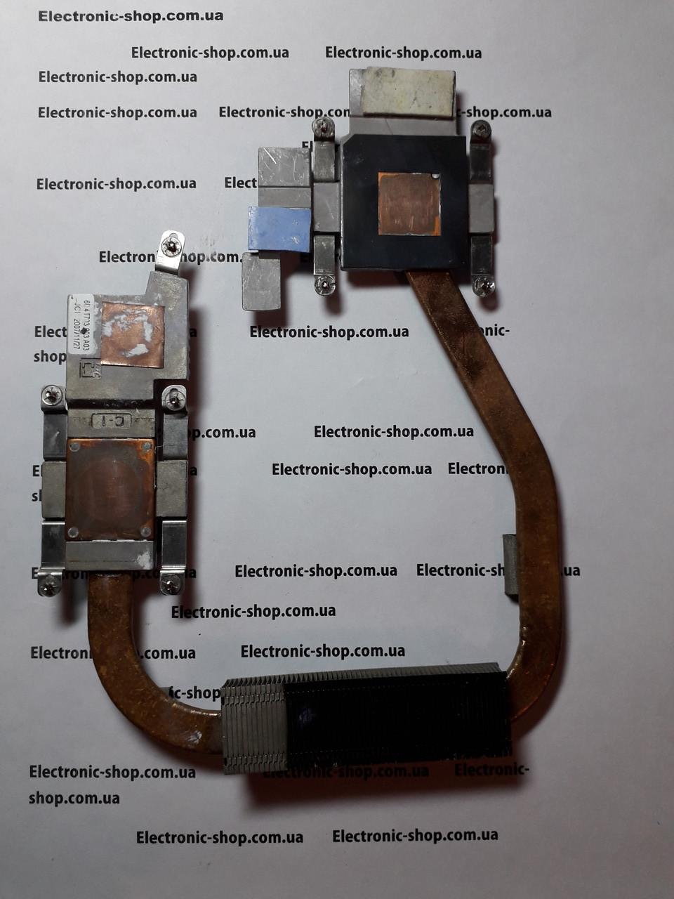 Система охлаждения  Acer TravelMate5520  оригинал б.у.