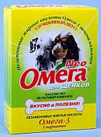 Омега нео витаминно-минеральный комплекс для щенков с L-карнитином, уп. 60 таб.