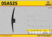 Кирка 2.5 кг без рукоятки,  TOPEX  05A525