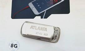 Atlanfa AT-U1 8Gb, USB флеш накопитель