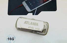 Atlanfa AT-U1 16Gb, USB флеш накопитель