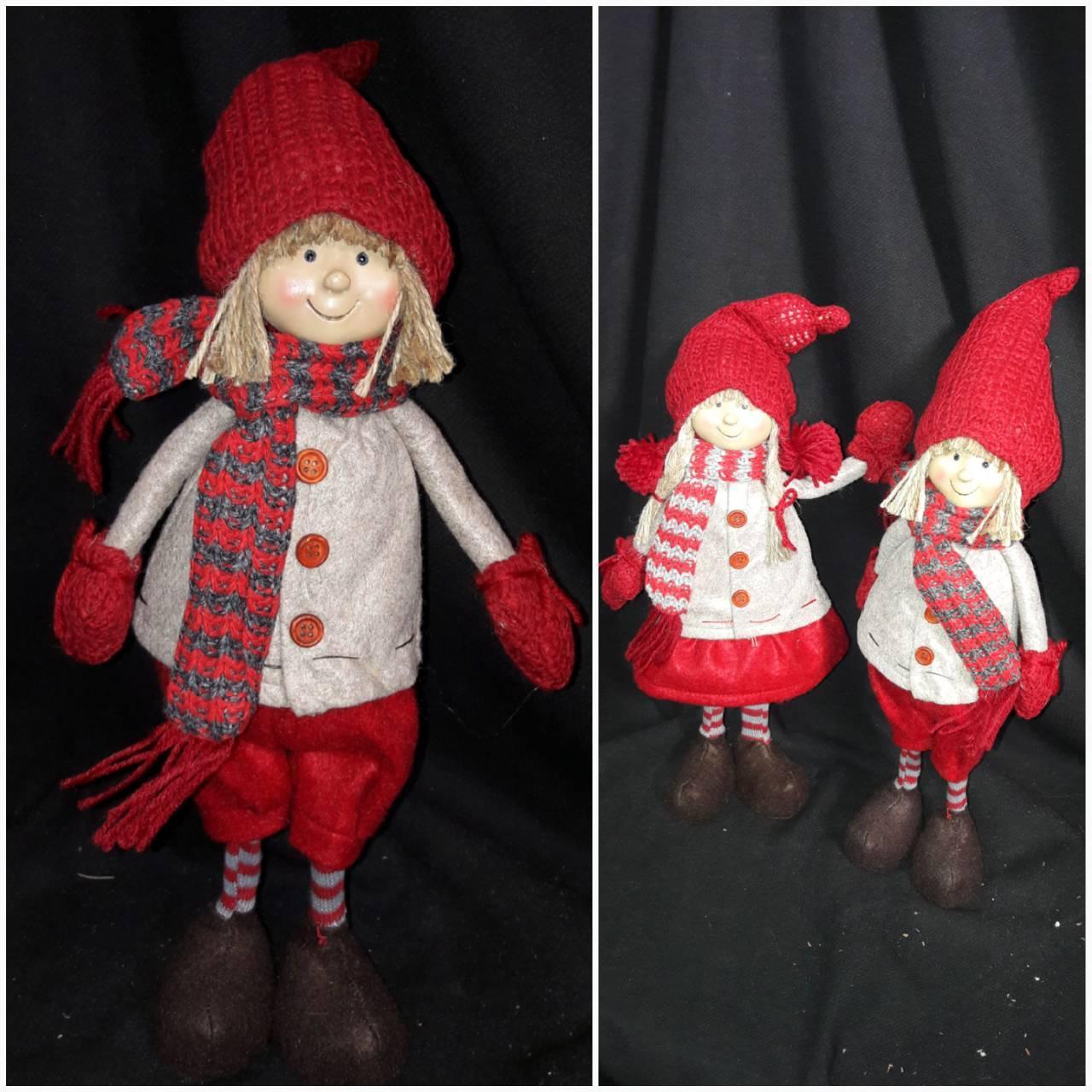 """Стильная кукла """"Мальчик"""", ручная работа, высота около 52 см., 480 гр."""