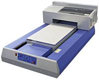 Freejet 500 HS –принтер для прямой печати с двойной системой подогрева (HS) и вакуумной системой.