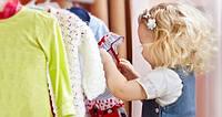 5 главных Правила при подборе одежды ребенку