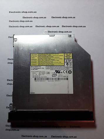 DVD привід Sony PCG -7154M AD - 7590S оригінал б.у., фото 2
