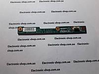Плата кнопок  Sony PCG -7154M  оригинал б.у.