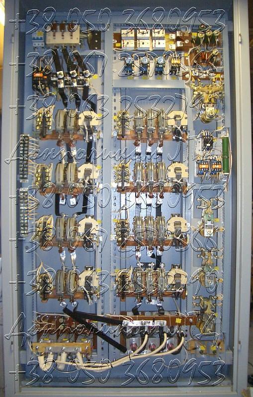 П6506 (ИРАК 656.231.036) — крановый контроллер подъема с импульсно-ключевым управлением