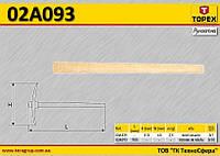 Рукоятка для кирки L-900мм,  TOPEX  02A093