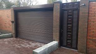 Ролетні(рулонні) ворота