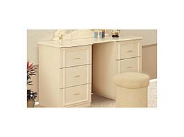 Столик туалетный Олимпия (6 ящиков) Миро-Марк