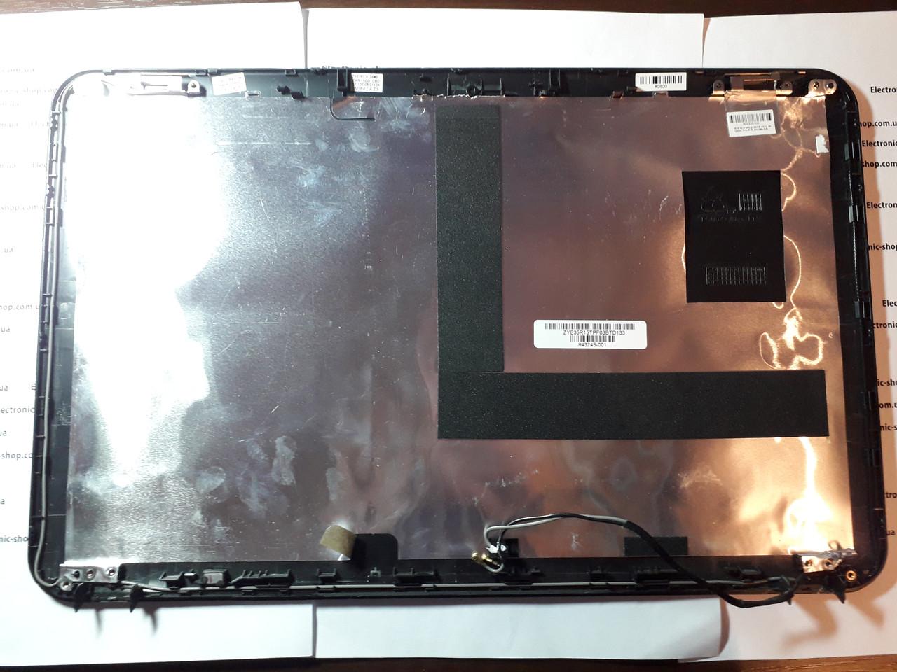 Крышка матрицы    HP  G6-1323SR оригинал б.у.