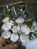 Гілка яблуневого цвіту L-180, фото 3
