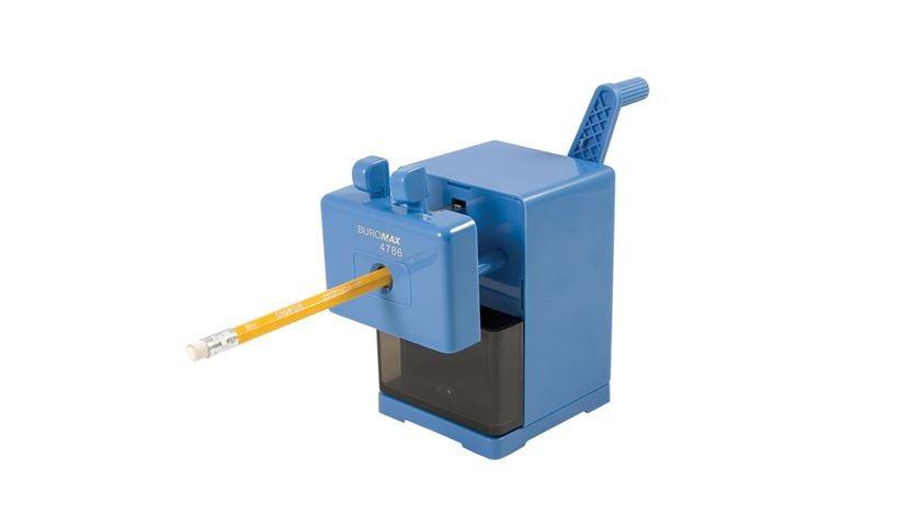 Точилка для карандашей механическая Buromax ВМ4786