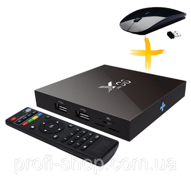 Приставка ТВ Android TV BOX X96 1GB/8GB