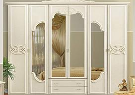 Шкаф Олимпия 6Д с ящиками Миро-Марк