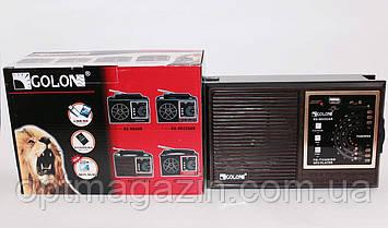 Радіоприймач GOLON RX-9933UAR, фото 2