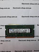 Оперативная память Samsung  1Rx8 Pc3-10600S-09-10-ZZZ  1gb     оригинал б.у