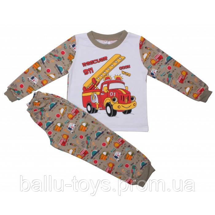 57b1cf920bdf Байковая пижама для мальчика (2-6 лет): продажа, цена в Харькове ...