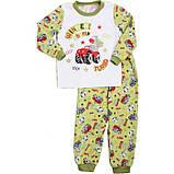 Байковая пижама для мальчика (2-6 лет), фото 4
