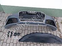 Передний бампер Audi A6 C7 2011-2014 стиль RS6