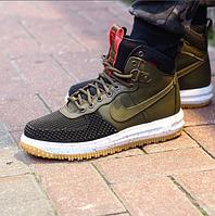 Мужские зимние кроссовки Nike Lunar Force 1 Duckboot