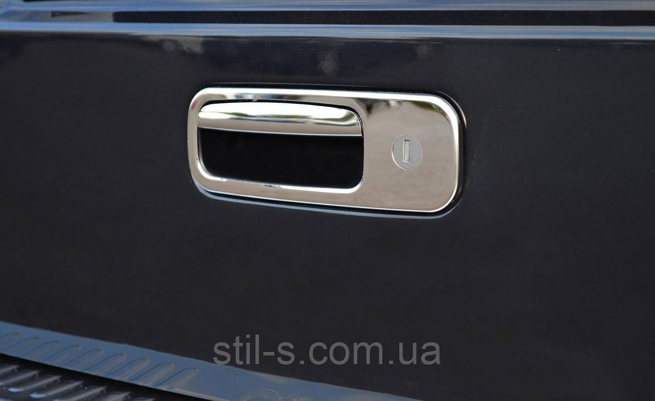 Накладка на ручку двери багажника VW GOLF IV (1997-2003)