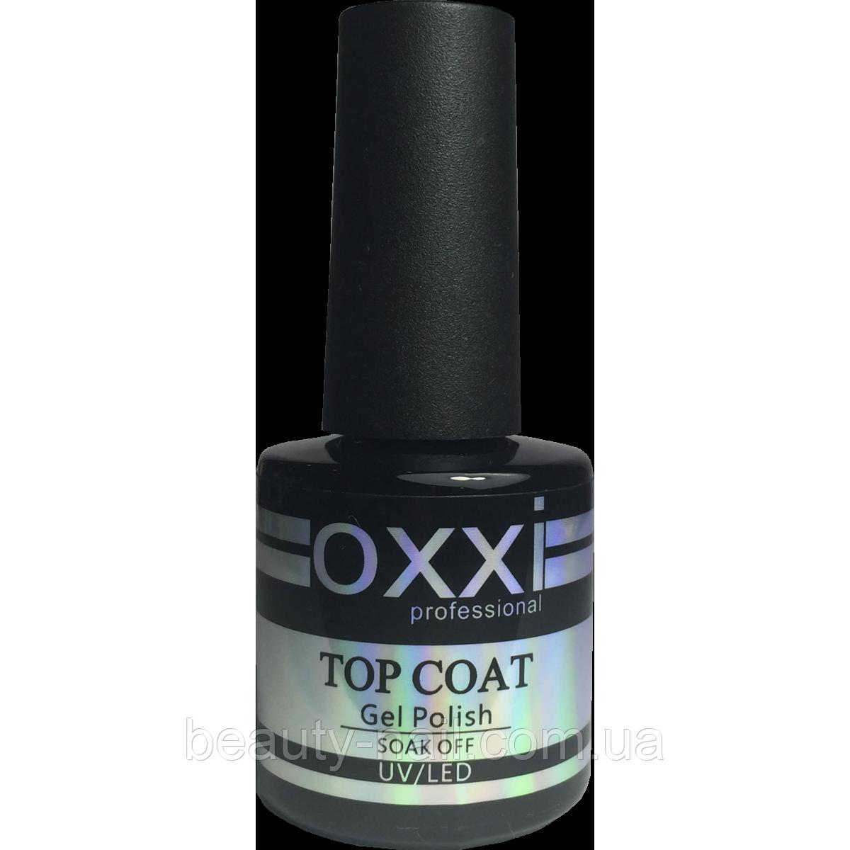 Oxxi professional финиш каучуковый 10 мл - Beauty Nail - гели, гель-лаки, все для ногтей в Запорожской области