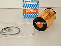 Фильтр масляный на Мерседес Спринтер 906 2.2CDI (OM 651) 2009-> PURFLUX (Франция) L509