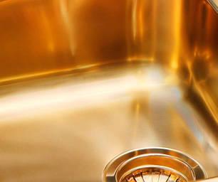 Кухонная мойка ALVEUS MONARCH VARIANT 40 gold 1070643, фото 2