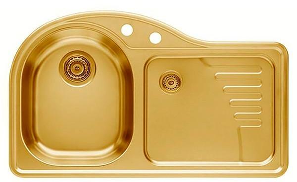 Кухонная мойка ALVEUS MONARCH FUTUR 40L gold 1070748