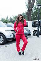 Женский стеганный костюм 1063 (29) Код:789256833, фото 1