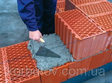 Растворы для каменной кладки